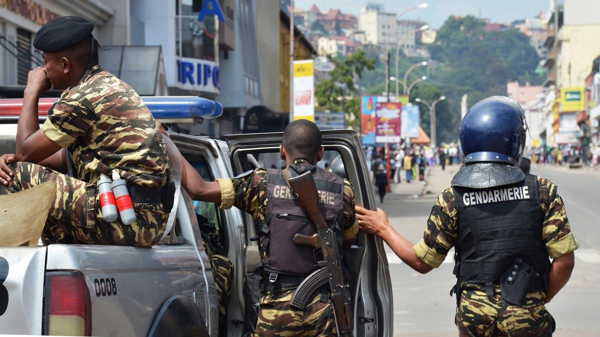 A seguito delle manifestazioni di sabato 21 aprile