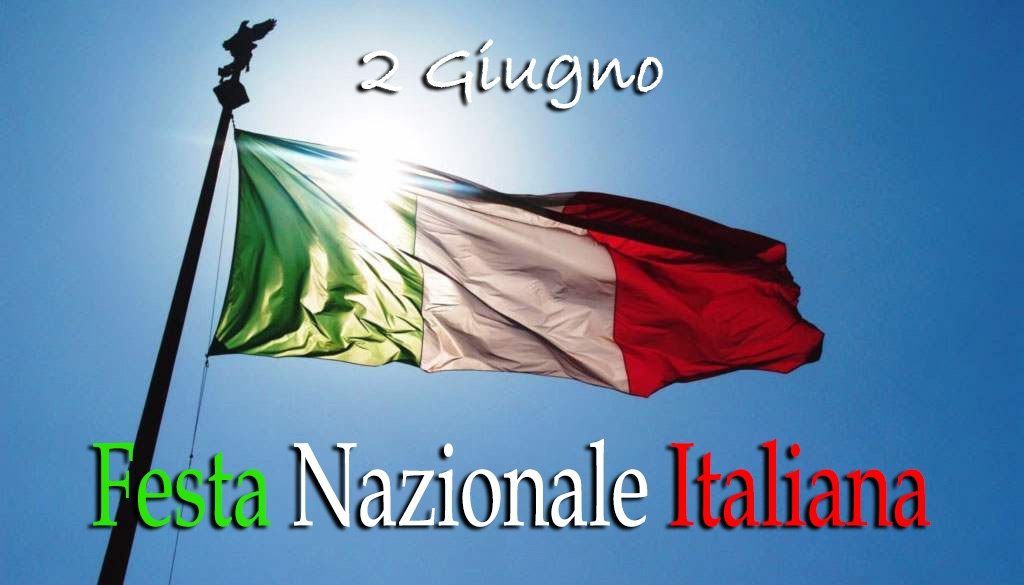 Festa Nazionale Italiana 2 Giugno 2018