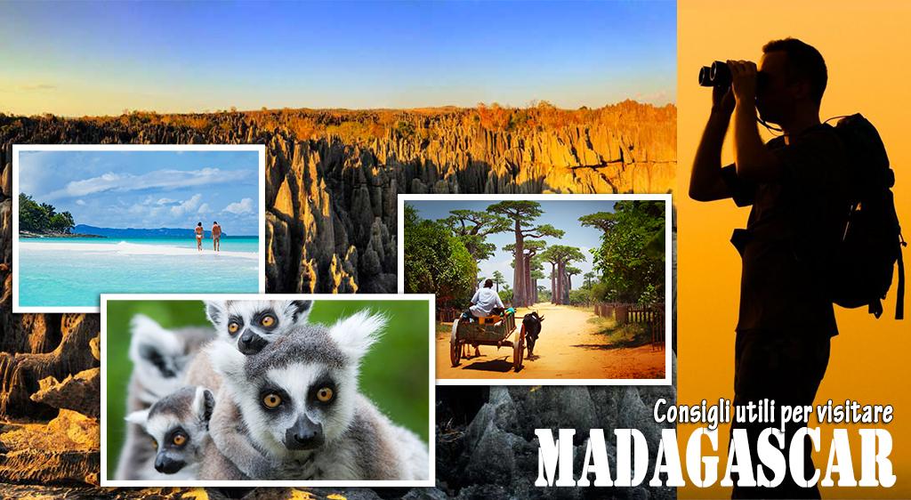 Consigli utili per visitare il Madagascar